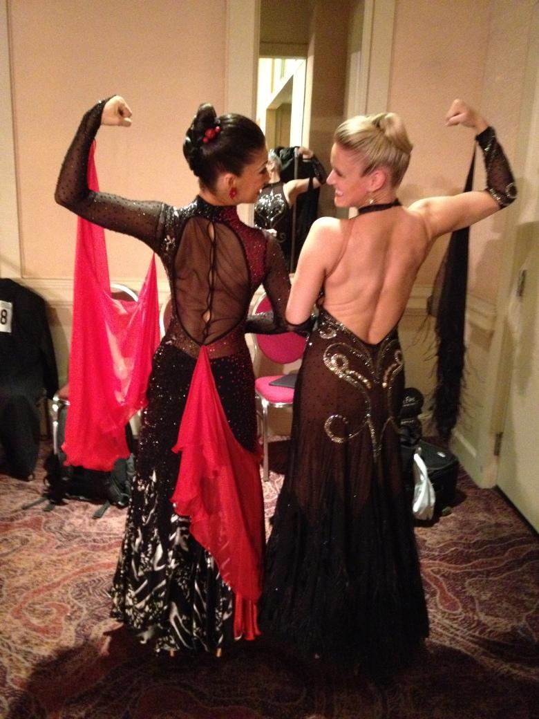 Embassy ball ballroom dance competiton
