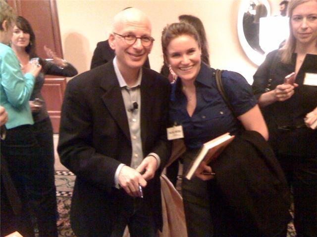 Meeting Seth Godin
