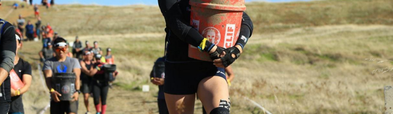 reebok spartan race sacramento hot chick