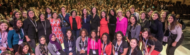 Women In Product 2019 group shot